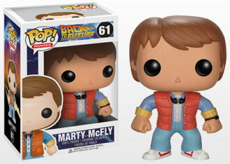 POP! - Back to the Future: Marty