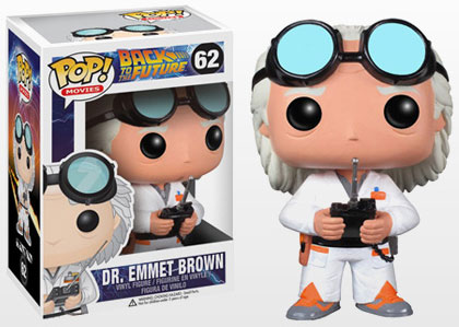 POP! - Back to the Future: Doc.
