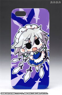Touhou Project - iPhone5 Akaneya Case: Sakuya(Back-order)