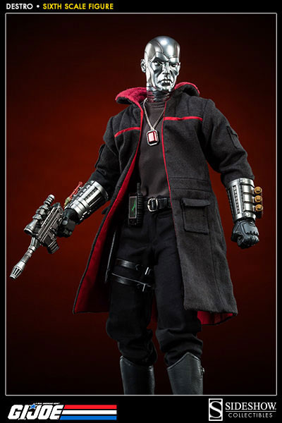 G.I.JOE 12 Inch Action Figure - Destro