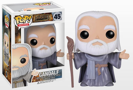 POP! - The Hobbit: The Desolation of Smaug: Gandalf(Back-order)