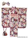 48/50cm 50着物set-はなこよみ- 紫 (ドール用衣装)[アゾン]《取り寄せ※暫定》