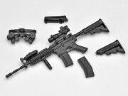 リトルアーモリー LA001 1/12 M4A1タイプ プラモデル(再販)[トミーテック]《03月予約》