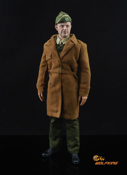 Wolf King 1/6 Dwight D. Eisenhower(Back-order)
