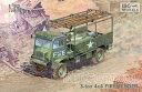 1/72 英・ベッドフォードQL3tonトラック用消防車タイプ プラモデル(再販)[IBG]《取り寄せ※暫定》