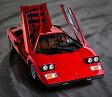 ミニカー 1/12 ランボルギーニ・カウンタック LP400 (レッド)[グッドスマイルレーシング]《07月予約》