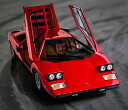 ミニカー 1/12 ランボルギーニ・カウンタック LP400 (レッド)[グッドスマイルレーシング]《発売済・在庫品》