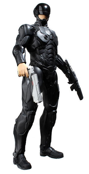 Robocop 12 Inch Talking Figure - Robocop 3.0 (Black)