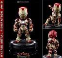 ハイブリッド・メタル・フィギュレーション #010 アイアンマン3 アイアンマン・マーク42[ヒーロークロス]《06月仮予約》【MARVELcorner】