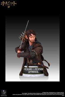 The Hobbit: The Desolation of Smaug - Mini Bust Kili(Released)(ホビット 竜に奪われた王国 ミニバスト キーリ)