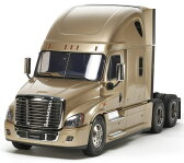 1/14 電動RCビッグトラックシリーズ フレイトライナー カスケイディア エボリューション フルオペレーションセット[タミヤ]《取り寄せ※暫定》