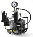 PS313 リニアコンプレッサーL5/圧力計付レギュレーターセット(再販)[GSIクレオス]【送料無料】《発売済・在庫品》