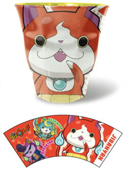 Melamine Cup - Youkai Watch 04: Jibanyan ML(Released)(メラミンカップ 妖怪ウォッチ04 ジバニャンML)