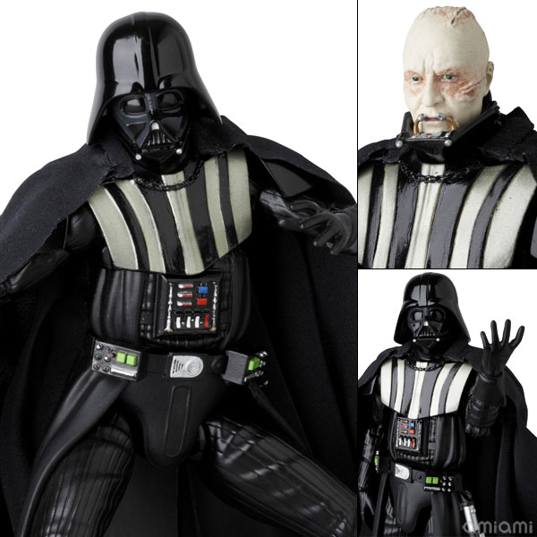 MAFEX No.006 MAFEX Star Wars DARTH VADER(Released)(マフェックス No.006 MAFEX スター・ウォーズ DARTH VADER(ダース・ベイダー))