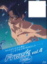 BD Free!-Eternal Summer- 4 (Blu-ray Disc)[京都アニメーション・岩鳶高校水泳部ES]《取り寄せ※暫定》
