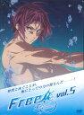 DVD Free!-Eternal Summer- 5[京都アニメーション・岩鳶高校水泳部ES]《取り寄せ※暫定》