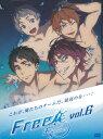 DVD Free!-Eternal Summer- 6[京都アニメーション・岩鳶高校水泳部ES]《取り寄せ※暫定》
