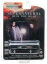 1/64 Supernatural (2005-Current TV Series) - 1967 Chevrolet Impala Sedan[グリーンライト]《取り寄せ※暫定》