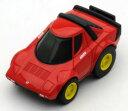 チョロQ zero Z-28a ランチア ストラトス(赤)[トミーテック]《発売済・在庫品》