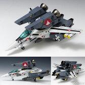 超時空要塞マクロス 1/100 VF-1S スーパーバルキリー ファイター ロイ・フォッカー機 プラモデル[WAVE]《取り寄せ※暫定》
