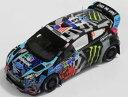1/43 フォード フィエスタ RS WRC 2013年メキシコラリー #43 K.Block/A.Gelsomino[イクソモデル]《発売済・在庫品》
