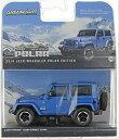 1/43 2014 Jeep Wrangler - Polar Limited Edition ? Hydro Blue[グリーンライト]《取り寄せ※暫定》