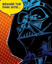 144ピース ジグソーパズル+パネルセット スター・ウォーズ ダース・ベイダー(W-144-640)[テンヨー]《取り寄せ※暫定》