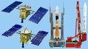 はやぶさと日本のロケット JAXAの軌跡 10個入りBOX(食玩)(再販)[エフトイズ]《取り寄せ※暫定》