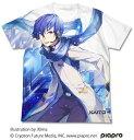 KAITO V3 フルグラフィックTシャツ/ホワイト-S(再販)[コスパ]《09月予約》