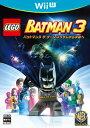Wii U LEGO バットマン3 ザ・ゲーム ゴッサムから宇宙へ[ワーナーエンターテイメント ジャパン]《取り寄せ※暫定》