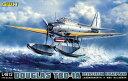 1/48 TBD-1A デバステーター 水上機型 プラモデル[グレートウォールホビー]《取り寄せ※暫定》