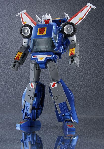 Transformers Masterpiece MP-25 Tracks(Released)(トランスフォーマー マスターピース MP-25 トラックス)