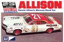 1/25 1971 マーキュリー サイクロン ストックカー ドニー・アリソン プラモデル(再販)[MPC]《取り寄せ※暫定》の画像