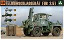 1/35 ドイツ連邦 軍用重フォークリフト FUG2.5t プラモデル[TAKOM]《取り寄せ※暫定》