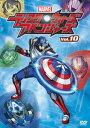 DVD ディスク・ウォーズ:アベンジャーズ Vol.10[ウォルト・ディズニー・スタジオ・ジャパン]《取り寄せ※暫定》