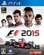 PS4 F1 2015[ユービーアイソフト]【送料無料】《取り寄せ※暫定》