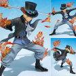 ショッピングサボ フィギュアーツZERO サボ -5th Anniversary Edition- 『ONE PIECE』[バンダイ]《発売済・在庫品》