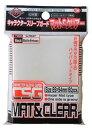キャラクタースリーブガード マット&クリアー(60枚入り) パック KMC 《発売済 在庫品》