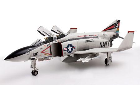 1/32スケール F-4J ファントムII ブラックナイツ(完全塗装済み完成品)(再販)[エリートフォース]【送料無料】《取り寄せ※暫定》