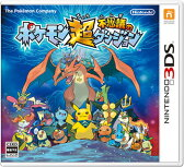 3DS ポケモン超不思議のダンジョン[任天堂]【送料無料】《取り寄せ※暫定》