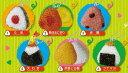 ぷちサンプル おむすびころりんマスコット 6個入りBOX(食玩)[リーメント]《発売済・在庫品》