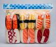 寿司ソックス6足セット フリーサイズ(22-27cm)[助野]《発売済・在庫品》