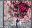 CD 進撃の巨人 オリジナル サウンドトラック (実写映画版) スペースシャワーミュージック 《取り寄せ※暫定》