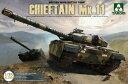 1/35 イギリス主力戦車 チーフテン Mk.11 プラモデル[TAKOM]《発売済・在庫品》