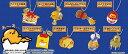 サンリオ ぐでたま開運マスコット 8個入りBOX(食玩)[リーメント]《発売済・在庫品》