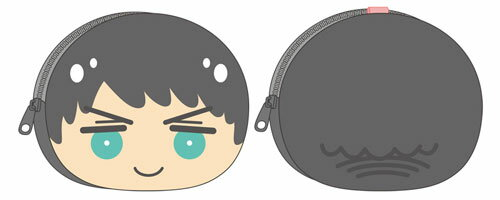 Free! Eternal Summer - Omanjuu FukaFuka Pouch: Sosuke(Back-order)(Free! -Eternal Summer- おまんじゅうふかふかポーチ/そうすけ)
