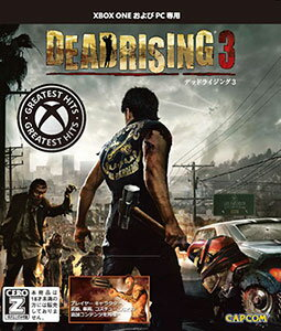 Xbox One Dead Rising 3(Greatest Hits)(Xbox One Dead Rising 3 (Greatest Hits)(Back-order))