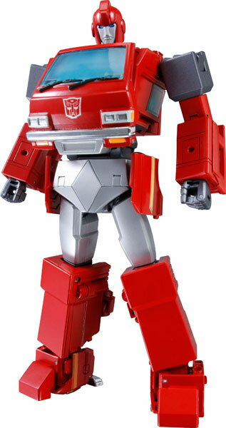 Transformers Masterpiece MP-27 Ironhide(Released)(トランスフォーマー マスターピース MP-27 アイアンハイド)