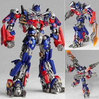 "Legacy of Revoltech Tokusatsu Revoltech No.LR-049 ""Transformers: Dark of the Moon"" Optimus Prime(Released)(レガシー・オブ・リボルテック 特撮リボルテック No.LR-049 『トランスフォーマー/ダークサイド・ムーン』 オプティマス・プライム)"