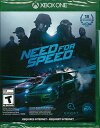 Xbox One 【北米版】Need for Speed[EA]《在庫切れ》